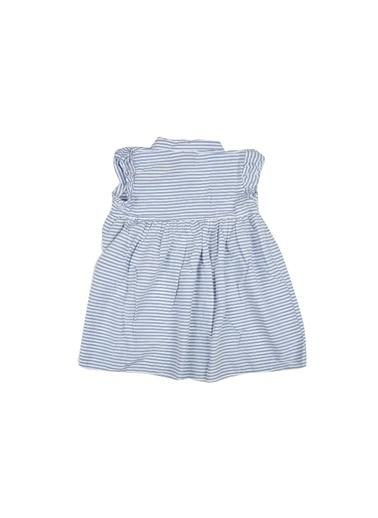 Puledro Elbise Mavi
